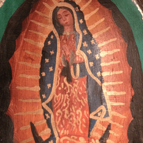The Virgin of Guadalupe and Mexican Folk Art