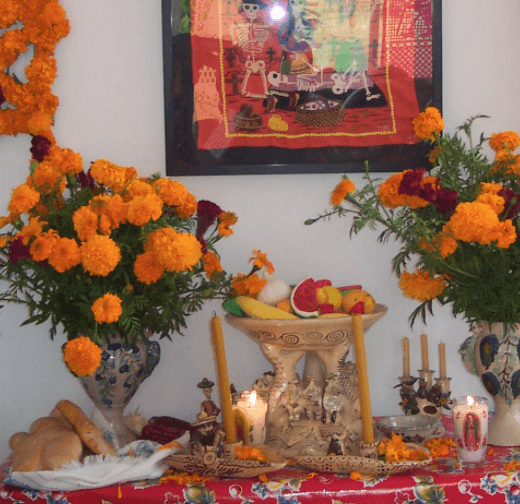Build a Day of the Dead Ofrenda to Honor your Departed Loved Ones