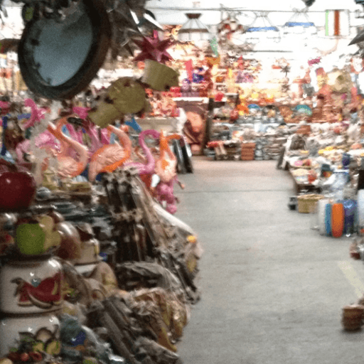 Hunting for Treasures in Mexico