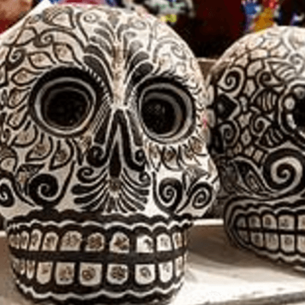 What's the Difference between Day of the Dead and Halloween?