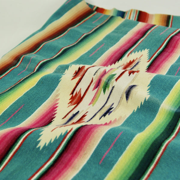 Mexican Textiles 101: The Saltillo Blanket or Serape