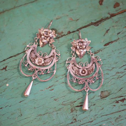 Mazahua Earrings