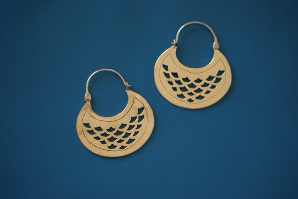 Mexican Arracada Earrings