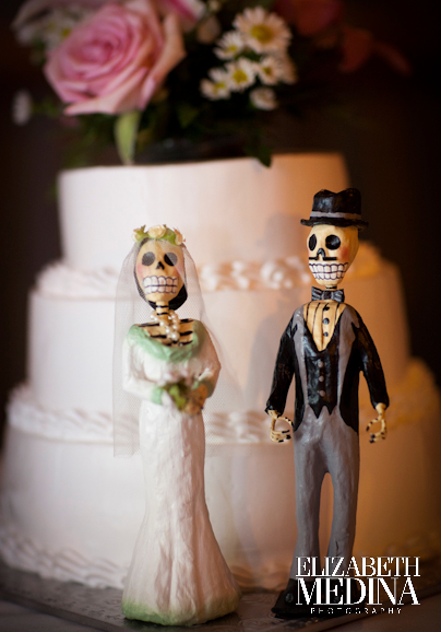 Mexican Day of the Dead Themed Weddings – Zinnia Folk Arts