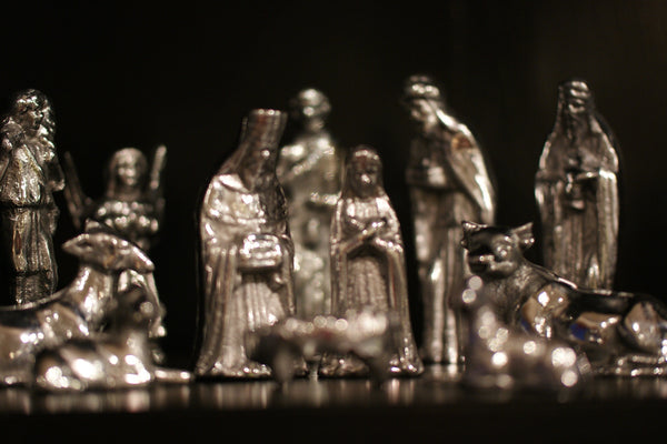 "Nativity Scenes or ""Nacimientos"" from Mexico and Peru-Zinnia Folk Arts"