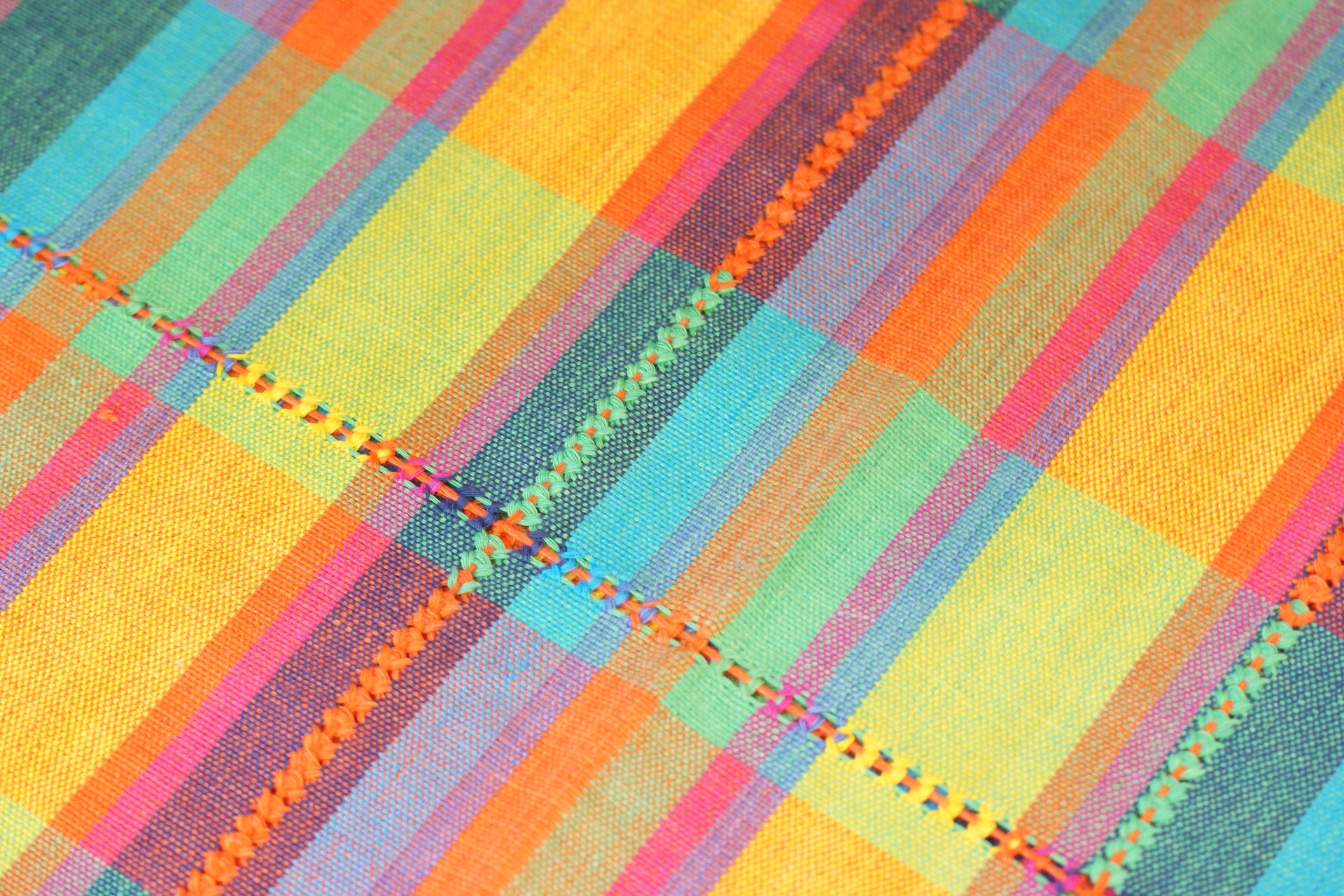 Superior Patzcuaro Mexico Tablecloth