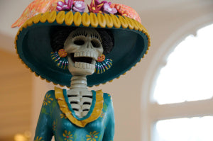 Day of the Dead Catrina