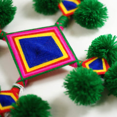 Huichol Ojo De Dios or God's Eye