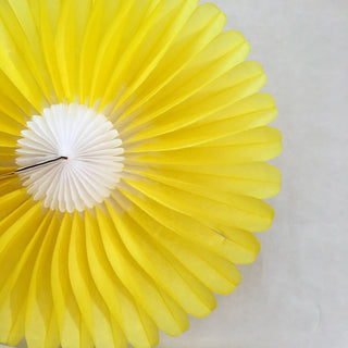 Large Honeycomb Fiesta Paper Flowers, Party Decorations - Zinnia Folk Arts