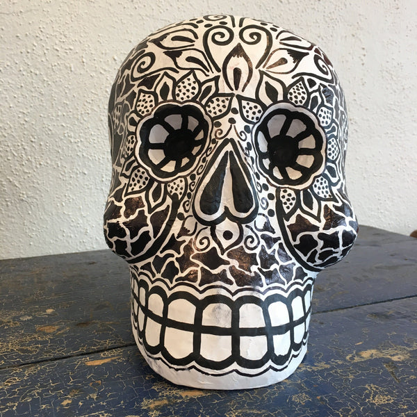 Extra Large Day of the Dead Skulls