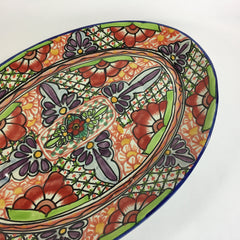 Very Large Talavera Platter