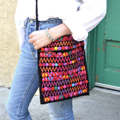 Woven Large Bags from Chiapas