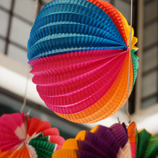 Mexican Paper Lanterns - Zinnia Folk Arts