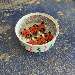 Tin Can Decorated Nicho Boxes - Zinnia Folk Arts