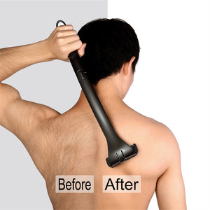 BackBlade Back Hair Shaver – Easy Reach, Smooth Shave
