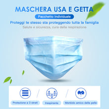 Load image into Gallery viewer, Maschera chirurgica monouso chirurgica all'ingrosso