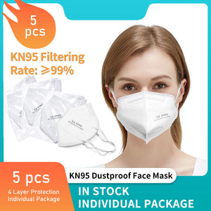 Reusable KN95/N955PCS  Respirators and Surgical Masks (Face Masks) FDA
