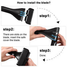 Load image into Gallery viewer, BackBlade Back Hair Shaver – Easy Reach, Smooth Shave