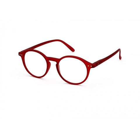Izipizi Readers +2.50 #D - Crystal Red
