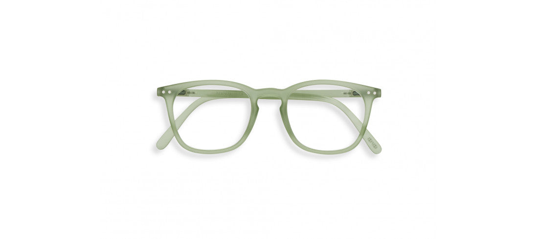 Izipizi Readers +1.00 #E - Crystal Green