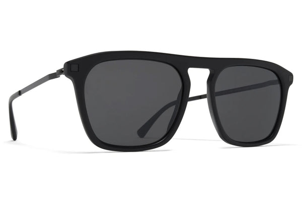 Mykita Sun - Kallio (Matte Black - Polarised Grey Hi Con)