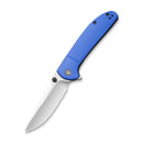 "Badlands Vagabond Flipper Knife Fiber-glass Reinforced Nylon Handle (3.25"" Satin 9Cr18MoV) C 2019C"
