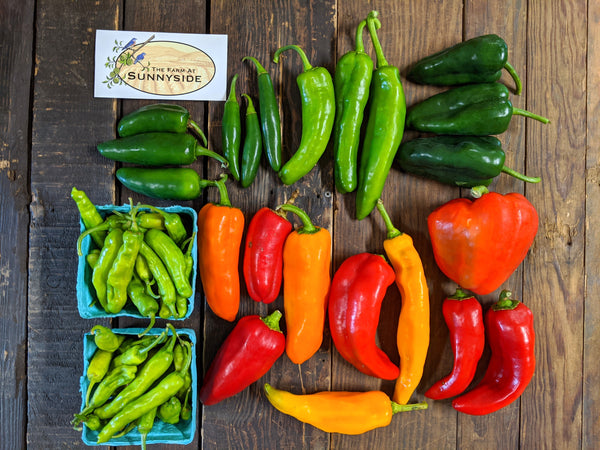 Pepper Lovers Pack