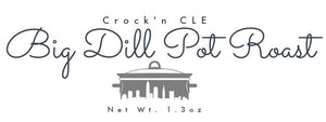 """Big Dill"" Pot Roast"