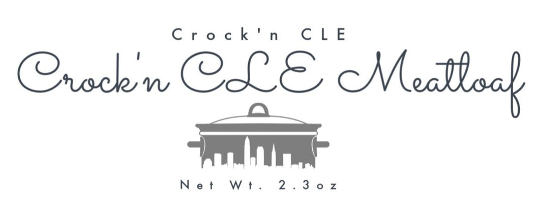 Crock'n CLE Meatloaf