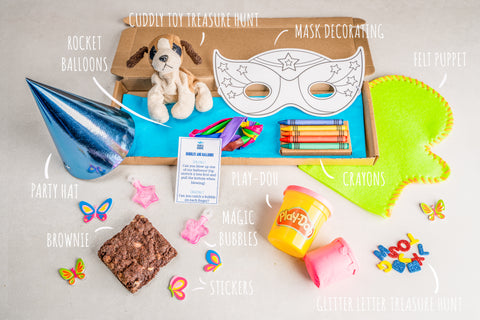 Teddy Bears' Picnic | Staycation Pack