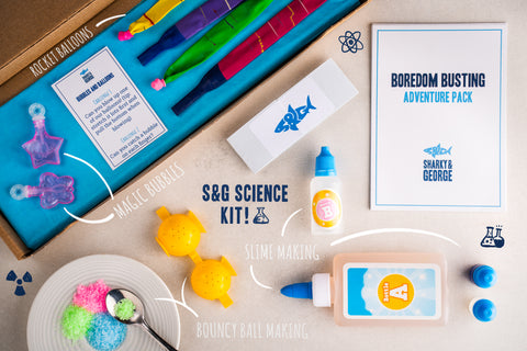 Science | Staycation Pack