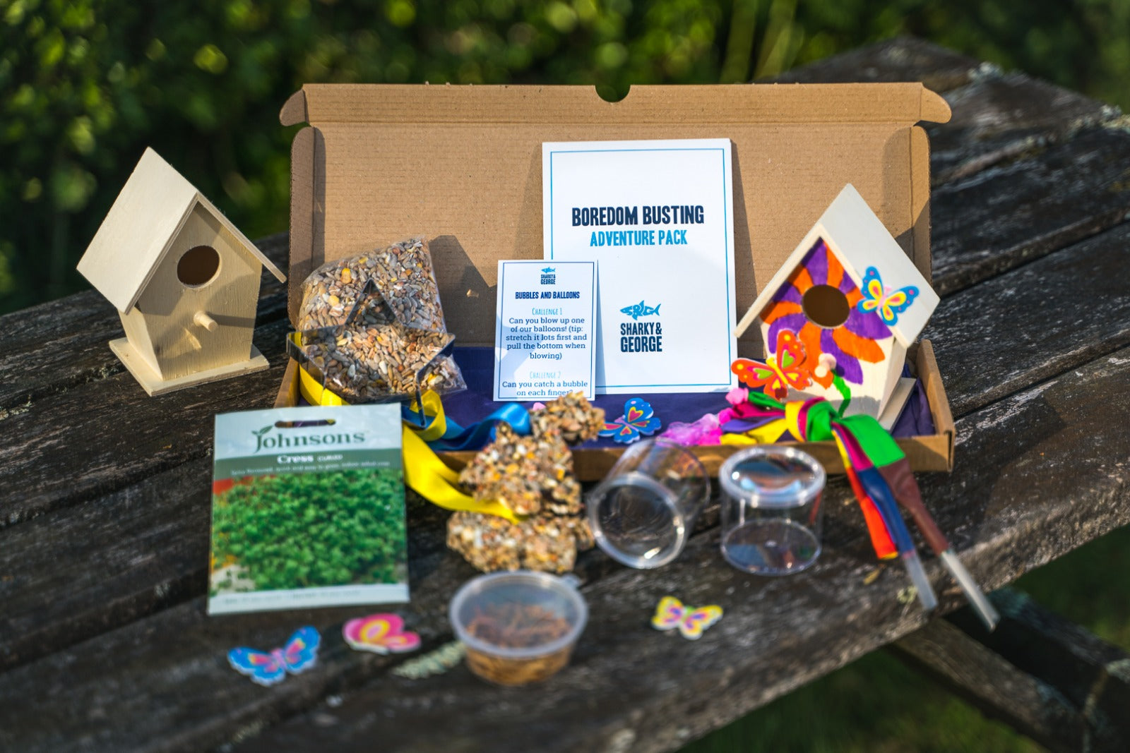 Nature | Staycation Pack