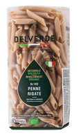 Delverde - Wholemeal Organic Penne Rigate  #145 (500g)
