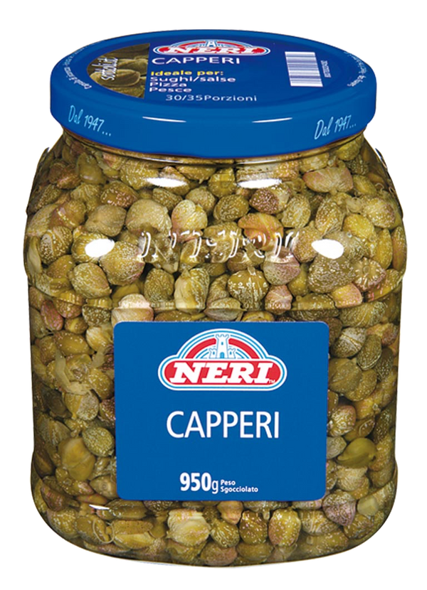 Neri - Capers (1050g)