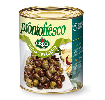 Prontofresco - Mixed of Three Olives #6363 (780g)