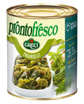 Prontofresco - Green Turnip tops in Oil #6705 (760g)