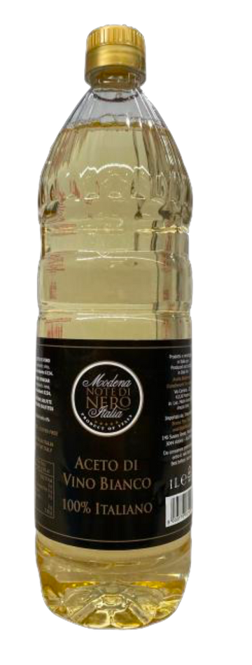 Note di Nero - White Wine Vinegar di Modena (1lt)