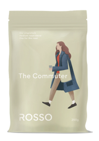 Rosso - Coffee Beans - The Commuter (250g)