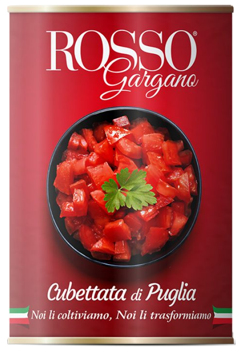 Rosso Gargano - Chopped Tomatoes (400g)