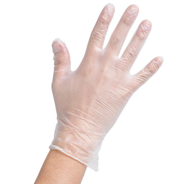 Bruno Fine Foods - Large Disposable Gloves Powder Free (100s)