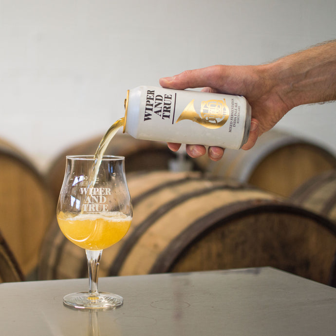 The Barrel Store: Mixed Fermentation and Barrel-Aged Beers