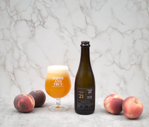Wiper and True: Smoked Peach Sour