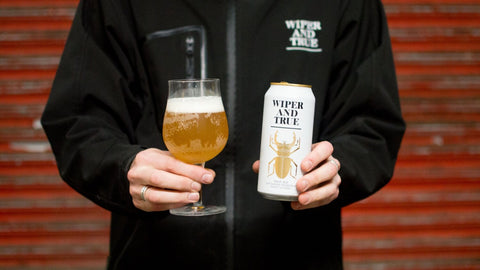 Wiper and True: Hop Garden Series