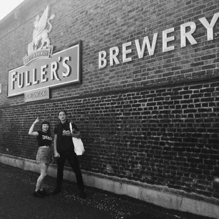 Fullers x Wiper and True Collab