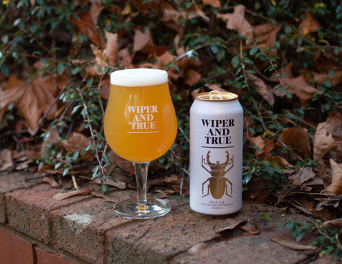 Wiper and True: Hop Garden Series No. 5 - Enigma Pale Ale