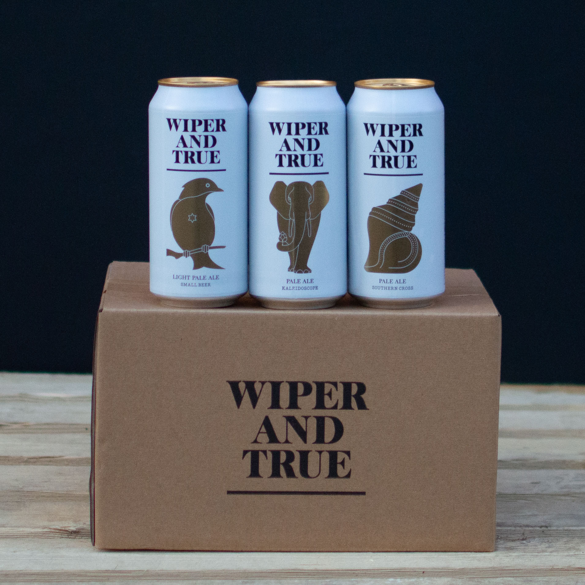 An image of Mixed Pale Ale Case 10% Off
