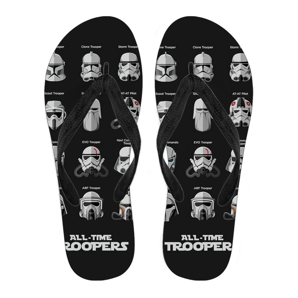 Star Wars Women's Flip Flops