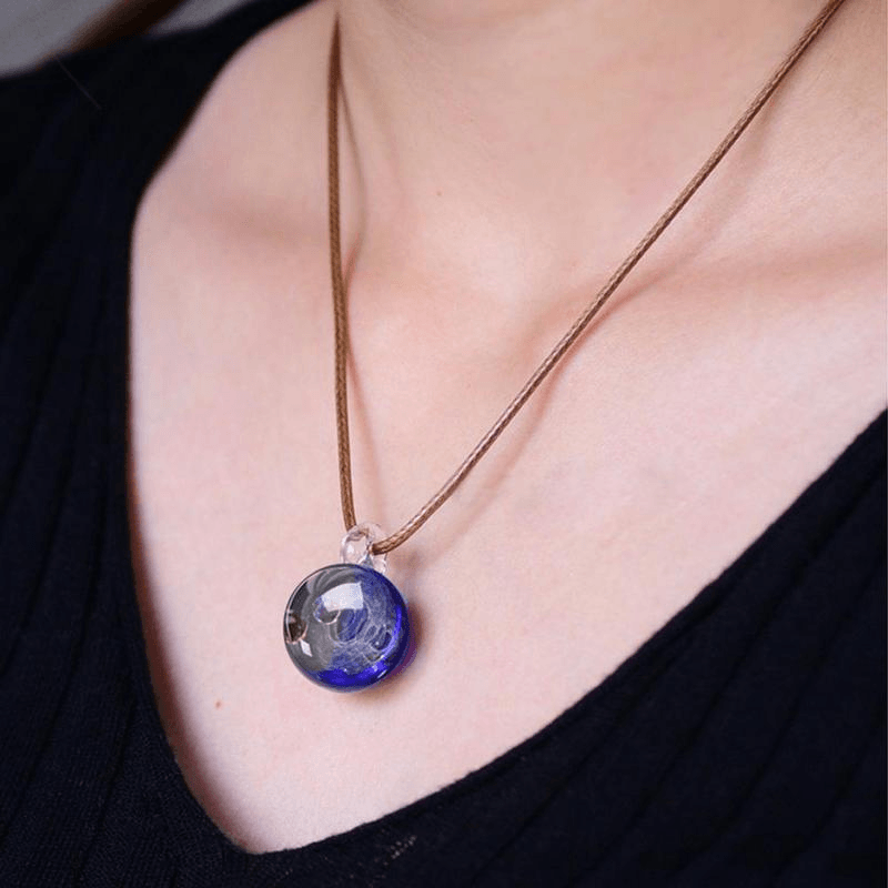 Miniature Galaxy Necklace