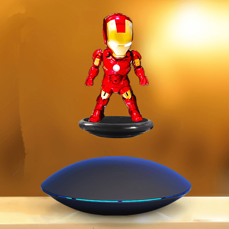 Iron Man Stand Flying Magnetic Figure