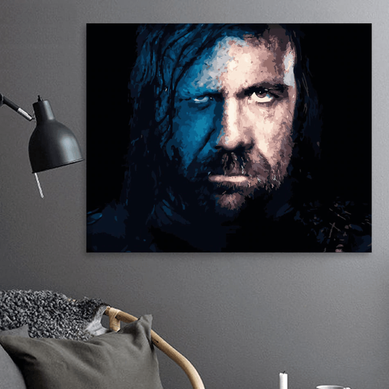 GOT Characters Paint By Numbers Canvas